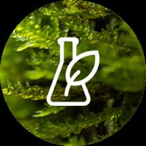 min. 95% składników pochodzenia naturalnego