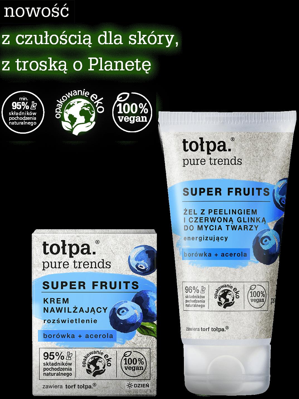 tołpa pure trends - super fruits