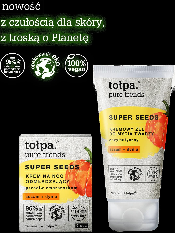 tołpa pure trends - super seeds